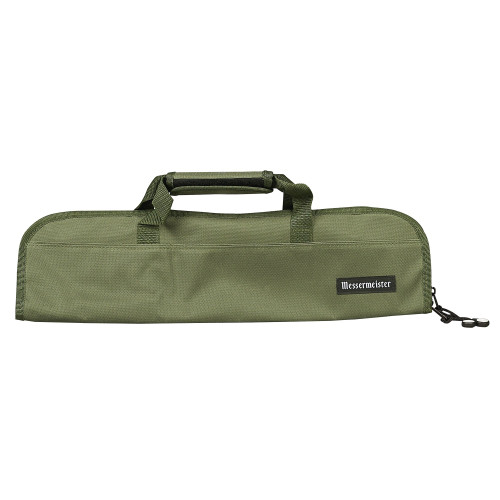 Olive 5 Pocket Padded Knife Roll