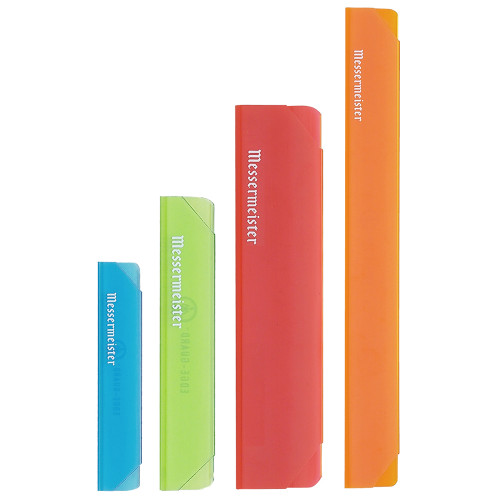 Translucent Multi-Colour 4 Piece Edge Guard Set