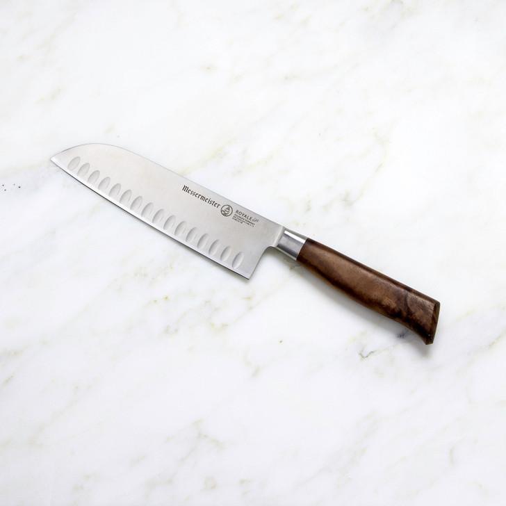 Royale Elite Kullenschliff Santoku Knife 7 Inch (17.8cm)