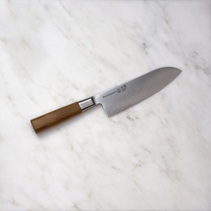 Mu Bamboo Santoku Knife 6.5 Inch (16.5cm)