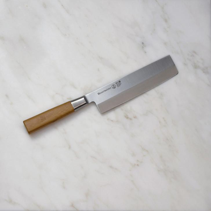 Mu Bamboo Usuba Knife 7 Inch (17.8cm)