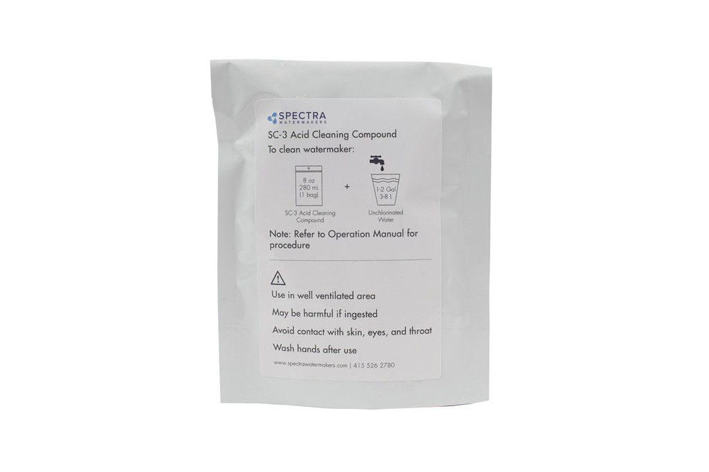 Spectra SC-3 Acid Cleaning Chemical