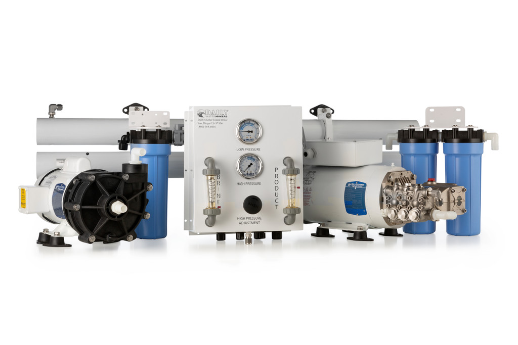 AquaMate Series I Modular 50 GPH Water maker