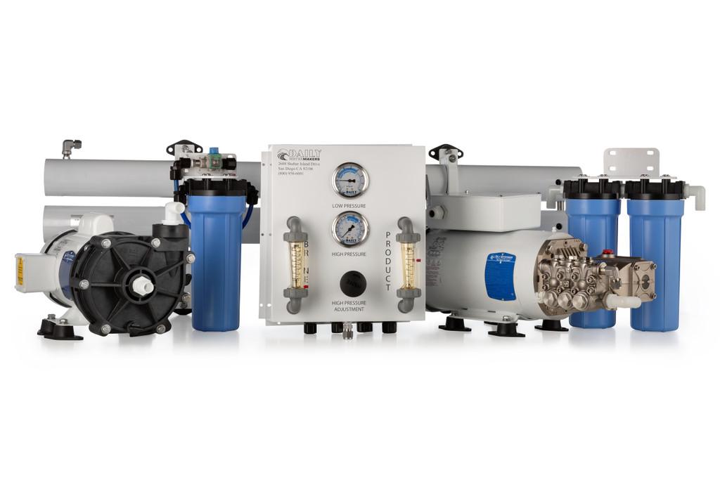 Aquamate Series II Modular 50 GPH Watermaker