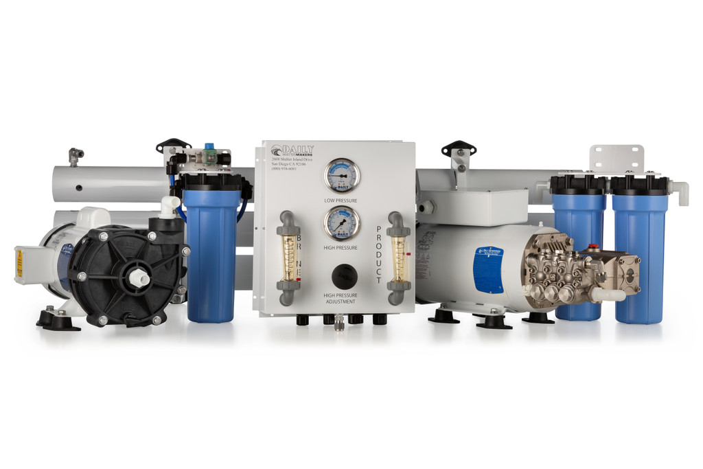 Aquamate Series II Modular 75 GPH Watermaker