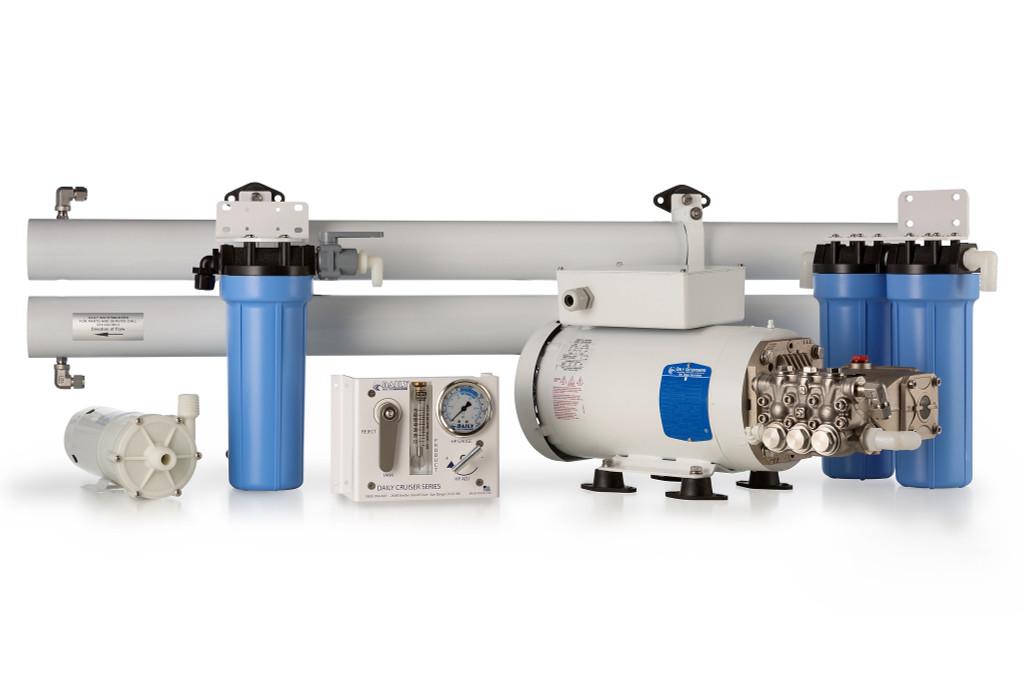 The Daily Cruiser 30GPH Water Maker