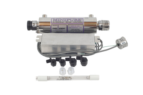 Spectra UV Sterilizer for Product Water