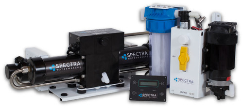 Spectra Ventura 200T GPD MPC Automated Watermaker