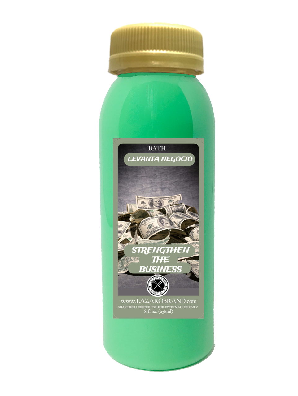 Strengthen The Business Levanta Negocio (Spiritual Bath Liquid 8oz)