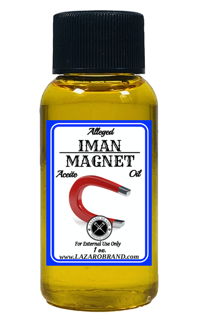Magnet Iman Spiritual Fragrance Oil To Increase Your Money Magnetism Have Abundance Come To You