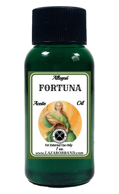 Fortuna Spiritual Fragrance Oil