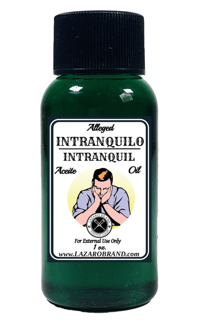 Intranquil Intranquilo Spiritual Fragrance Oil