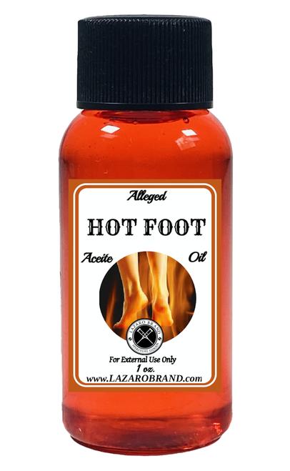 Hot Foot Spiritual Fragrance Oil