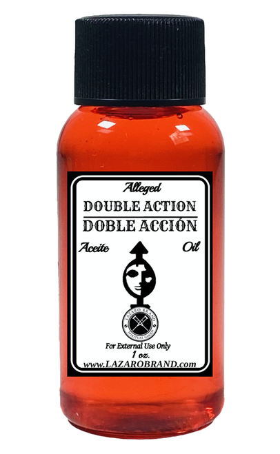 Double Action Doble Acción Spiritual Fragrance Oil