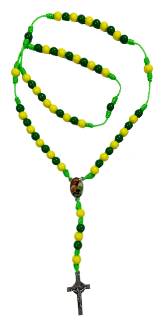 Orisha Orula The Great Oracle Of Divination Spiritual Rosary Necklace For Healing & Wisdom (Version 1)