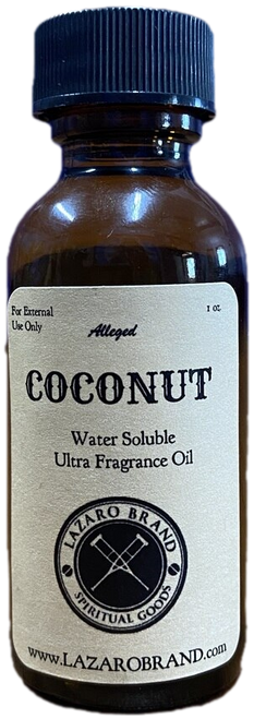 Coconut Ultra Fragrance Oil For Spiritual Cleansing, Good Luck & Prosperity