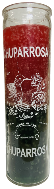 Hummingbird Chuparrosa Nectar Of Love 7 Day Prayer Candle For Romance, Love, Attraction, Soulmates, ETC.