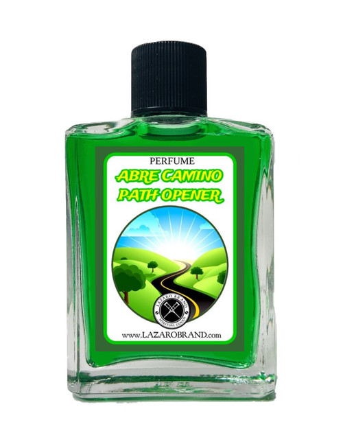Path Opener Abre Camino Spiritual Perfume To Open Your Pathway To Success & Clear Away Obstacles (1oz)