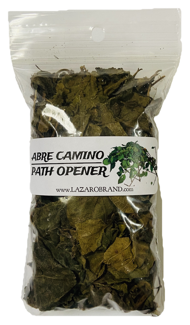 Abre Camino Path Opener To Open Your Pathway To Success & Clear Away Obstacles (Dry Herb)