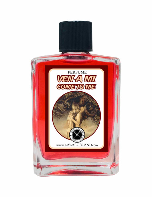 Come To Me Ven A Mi Spiritual Perfume For Romance, Love, Attraction, Soulmates, ETC. (1oz)