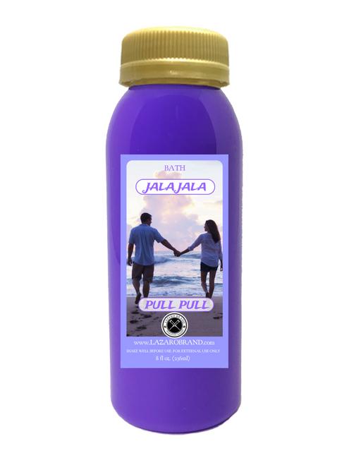 Jala Jala Pull Pull Spiritual Bath Liquid To Attract Love, Passion, Romance, ETC. (8oz)
