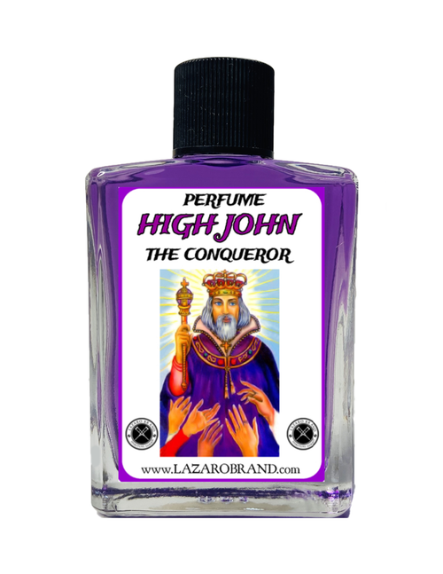 High John The Conqueror Spiritual Perfume For Justice In Court Case, Victory Over Struggle, Gain Confidence, ETC. (1oz)