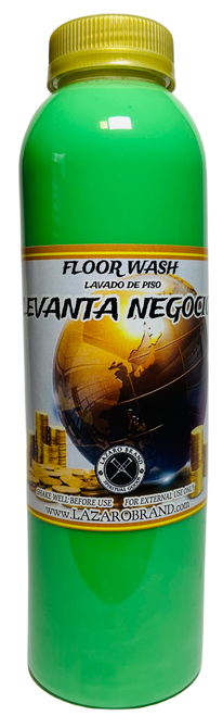 Raise Business Levanta Negocio Floor Wash To Grow Your Business & Attract Customers (16oz)