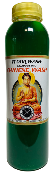 Chinese Wash Floor Wash For Good Luck When Gambling Betting Lottery Etc. (16oz)