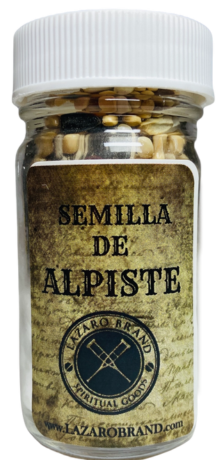 Semilla De Alpiste Prayer Powder Herbs For Stability, Personal Growth, Abundance & Success (1.25oz)