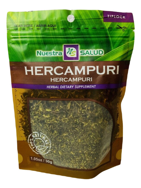 Hercampuri Nuestro Salud Herbal Dietary Supplement (Boil The Herbs Drink As Tea)