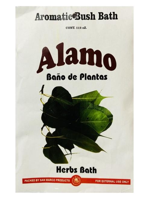 Alamo Herb Bath Aromatic Bush Bath (Boil Herbs In Water To Prepare)