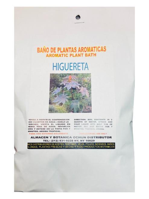 Higuereta Aromatic Plant (Boil Herbs In Water To Prepare)