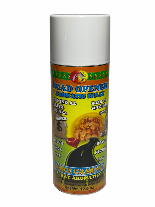 Road Opener Abre Camino Aerosol Spray To Open Your Pathway To Success & Clear Away Obstacles