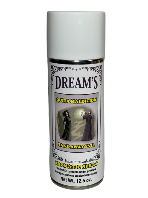 Take Away Evil Quita Maldicion Aerosol Spray To Chase Out Evil Spirits, End Curses & Get Rid Of Unwanted Influences