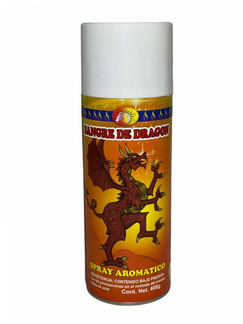 Dragon's Blood Sangre De Dragon Aerosol Spray To Chase Out Evil Spirits, End Curses & Get Rid Of Unwanted Influences