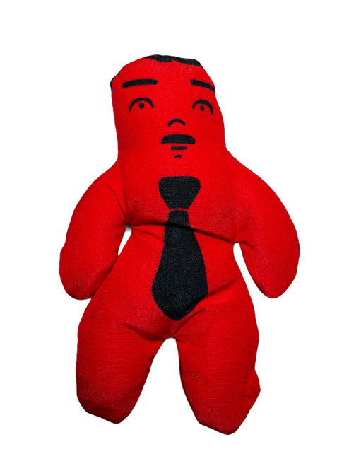 """Red Man Voodoo Doll For Love, Lust, Etc. 4"""""""