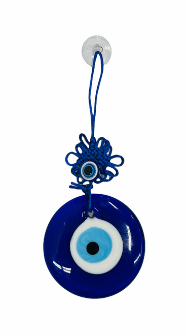 Evil Eye Wall Hanging Ancient Symbol Of Protection To Ward Off Evil (Version 1)