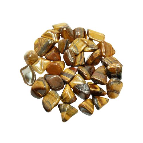 Tigers Eye Tumbled Gemstone For Protection, Creativity, Balance, ETC. (1 piece)