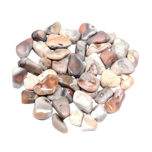 Agate Tumbled Gemstone For Universal Love, Emotional Healing, Creativity, ETC.