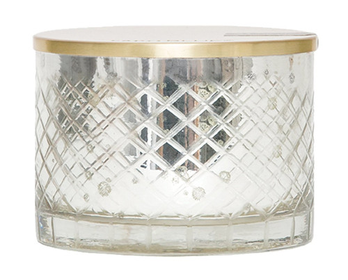 Candle Bowl Mercury Collection Volcano