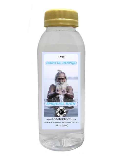 Spiritual Bath Bano De Despojo (Spiritual Bath Liquid 8oz)