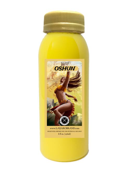 Orisha Oshun Goddess Of Love For Fertility Marriage And Beauty (Spiritual Bath Liquid 8oz)