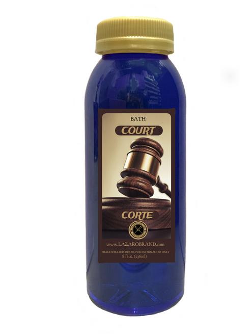 Court (Spiritual Bath Liquid 8oz)