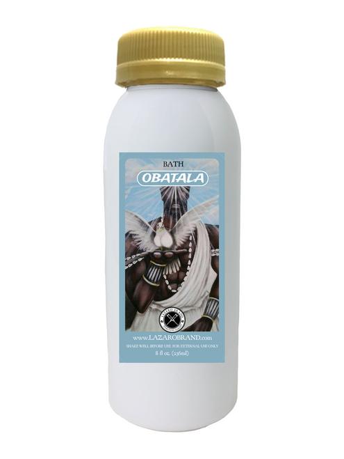 Orisha Obatala (Spiritual Bath Liquid 8oz)