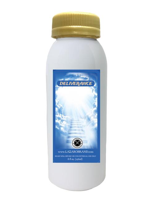 Deliverance (Spiritual Bath Liquid 8oz)
