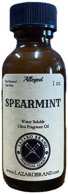 Spearmint For Good Luck Ultra Fragrance Oil