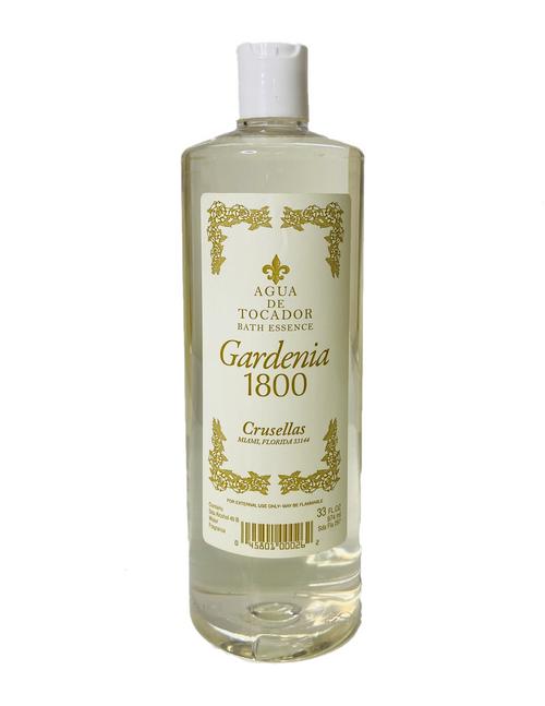 Kolonia 1800 Gardenia Eau De Cologne For Purity Clarity & Hope (33oz)