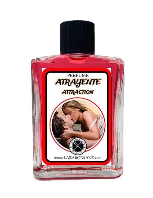 Attraction Atrayente Spiritual Perfume To Attract Love Passion & Romance 1oz