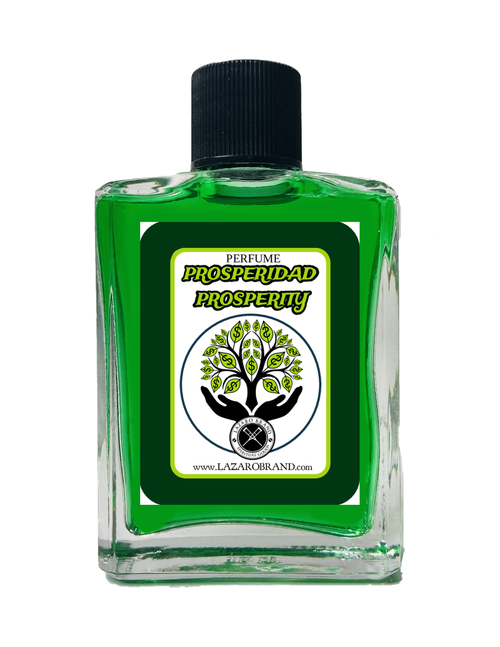 Prosperity Prosperidad Spiritual Perfume To Attract Good Luck & Financial Abundance 1oz