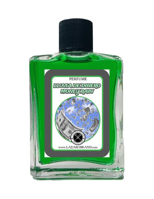 Money Rain Lluvia De Dinero Spiritual Perfume To Attract Good Luck & Financial Abundance 1oz